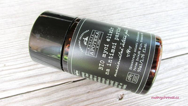 Havlíkova apotéka - BIO mycí elixír na intimní partie