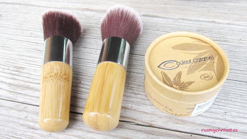 Couleur Caramel – Bio minerální make-up 01 Light Beige