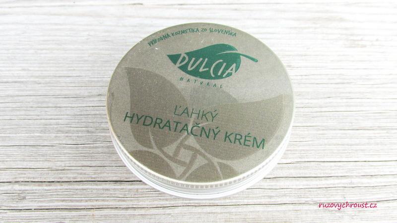 Dulcia - Lehký hydratační krém