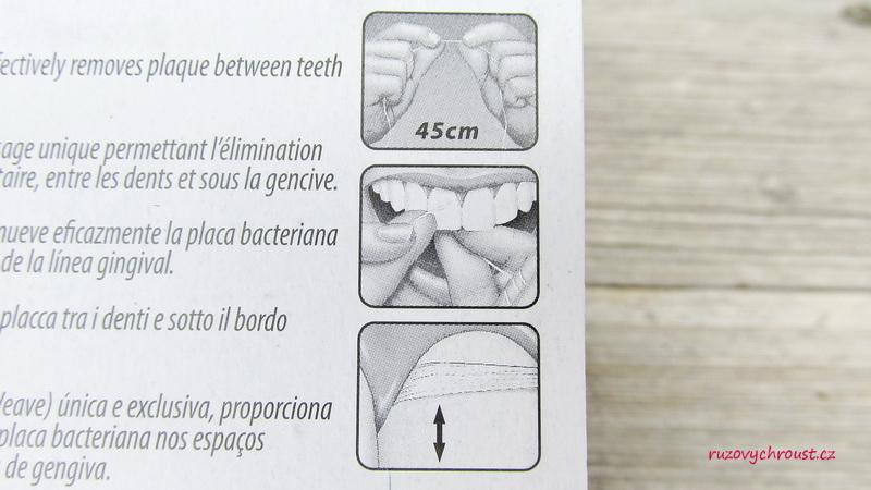 G.U.M. - dentální nit