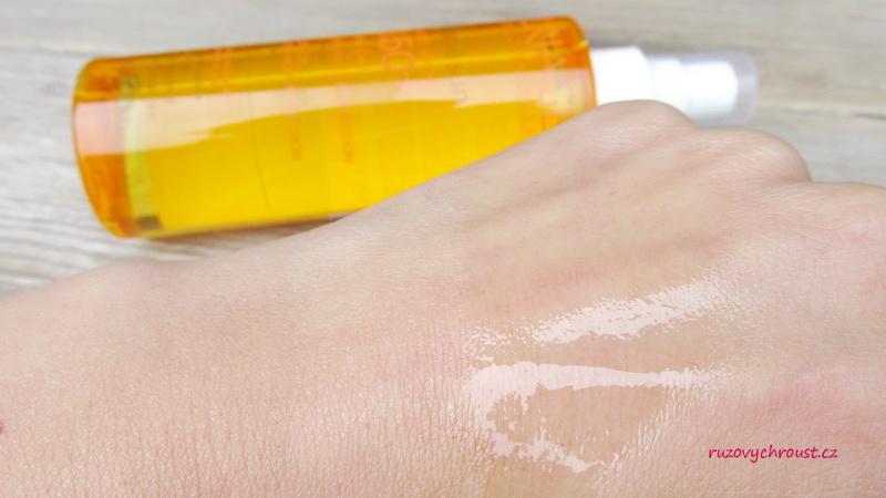 Uriage – Bariésun suchý olej na opalování SPF50+