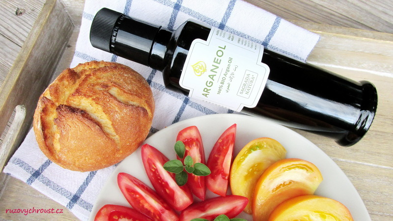 Sagrada Natura – BIO arganový kulinářský olej Arganeol