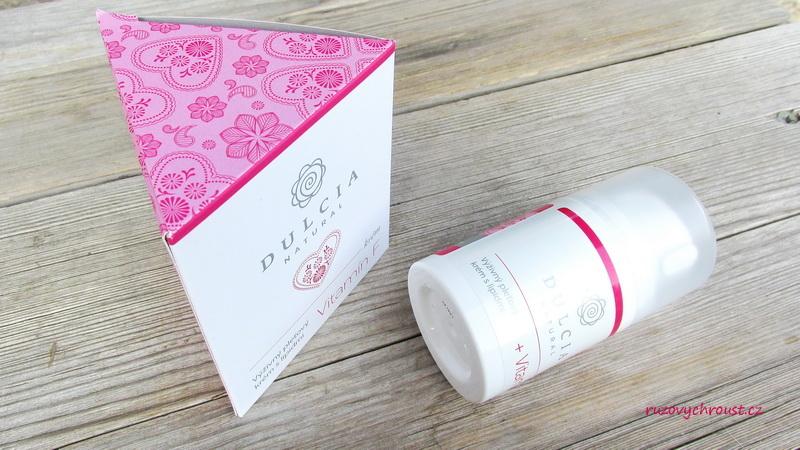 Dulcia – výživný pleťový krém s lipidy a vitaminem F