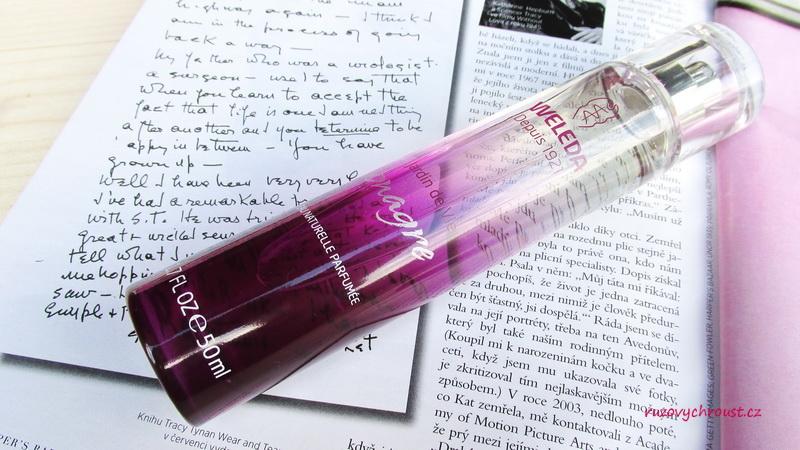 Weleda – parfém Jardin de Vie – Onagre