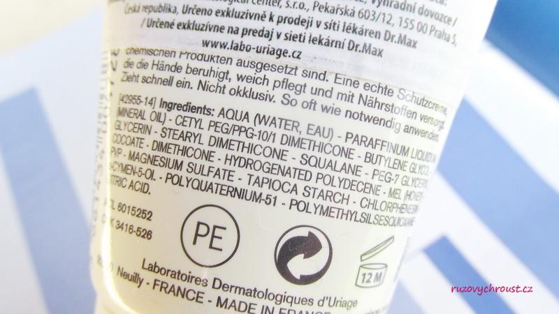 Uriage - BARIÉDERM Crème Mains