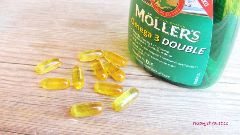 Möller's Omega 3 Double