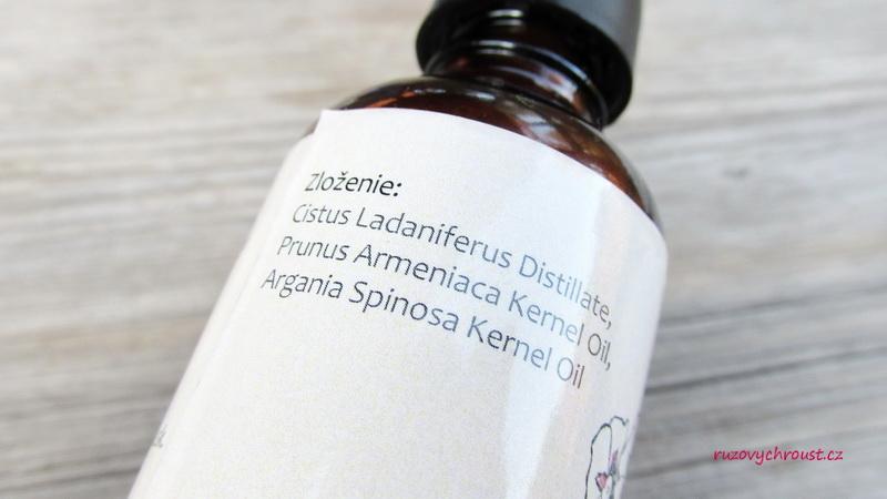 Navia – květová voda Cistus Ladaniferus a čistící emulze pro zralou pleť
