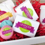 2SIS Cosmetics – tělové máslo, balzám na rty, mýdlo (LØVENDER)