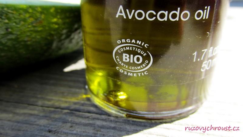 Melvita - Avokádový olej