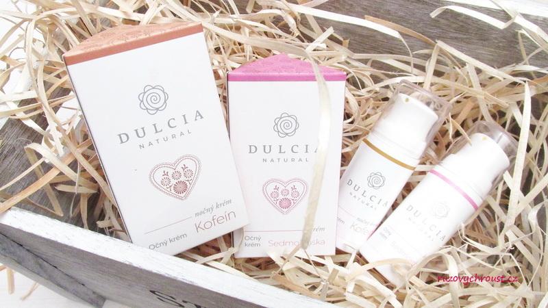 Dulcia – oční krém Sedmikráska (denní)